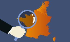 Stellenmarkt-Entwicklung Frankreich/Benelux